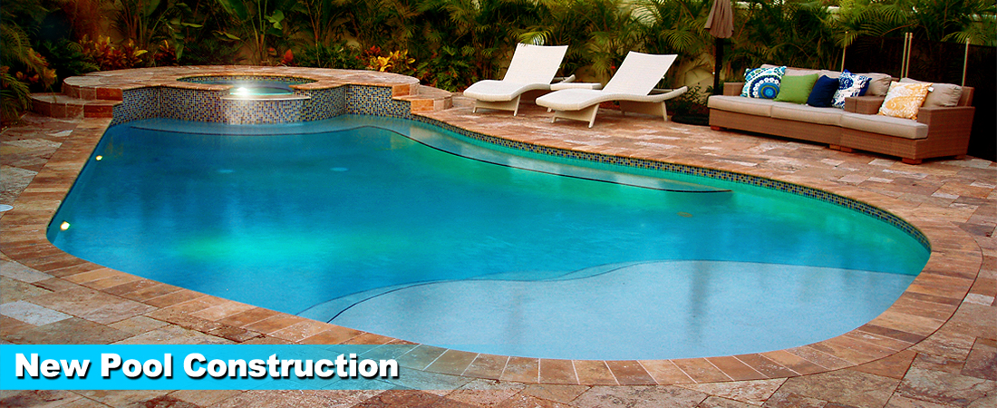 Swimming pool builder for Swimming pool construction miami